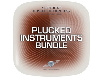 Vienna Symphonic Library Plucked Instruments Bundle Standard