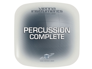 Vienna Symphonic Library Vienna Percussion Complete Standard