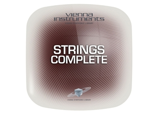 Vienna Symphonic Library Vienna Strings Complete Full