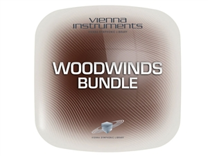 Vienna Woodwinds Bundle Standard, Vienna Symphonic Library