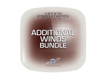 Additional Winds Bundle Upgrade to Full Library, Vienna Symphonic Library