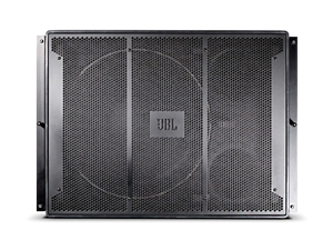 "JBL Powered Compact 18"" Subwoofer w/DPDA"