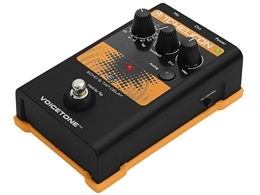 TC Helicon VoiceTone E1 - Vocal Echo and Delay Effect Pedal