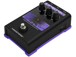 TC Helicon VoiceTone X1 - Vocal Effect Pedal With Megaphone and Vocal Distortion