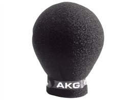 AKG W23 Foam Windscreen for C535EB, C5900, D3700, and D3800