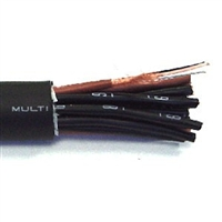 Mogami W2932, 250 Ft., 8-Channel EZ/ID Multipair Bulk Snake Cable