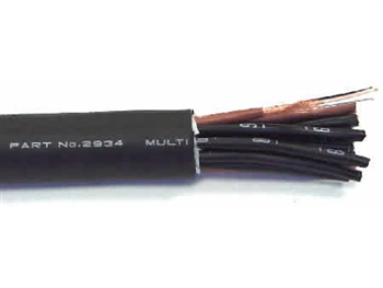 Mogami W2939 - 500 FT. 48 Pair EZ/ID Multipair Bulk Snake Cable