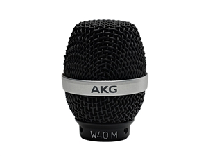 AKG W40 M - Dual layer wiremesh windscreen for CK41 and CK43