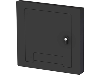 FSR WB-X2-SMCVR-BLK Surface Mount Cover for WB-X2 (Black)