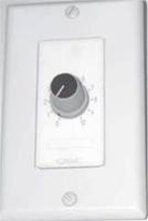 QSC WCP-1, Wall Control Plate with Rotary Potentiometer