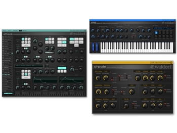 Waldorf Edition 2 - Plugin Bundle (license code Download)