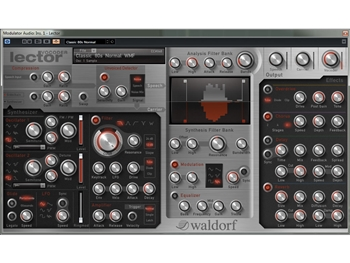 Waldorf Lector Vocoder (license code Download)