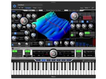 Waldorf Nave Softsynth (license code Download)
