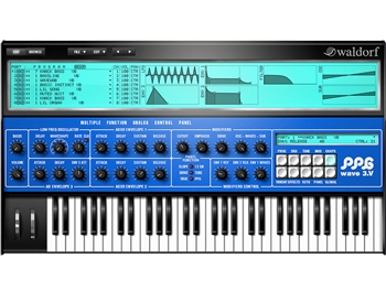 Waldorf PPG Wave 3.V (license code Download)
