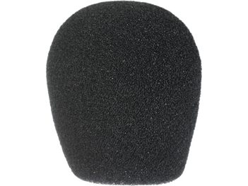Windtech 300 Black Windscreen for Ball-Style Microphones