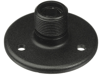 Windtech 8040B Podium Mounting Flange with Screws (Black)