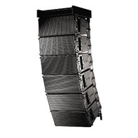 "QSC WL3082-BK, 8"" Ultra Compact Line Array Module, BLACK"