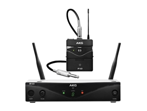 AKG WMS420 Instrumental Set Wireless System, BandU2 (614.1-629.3 MHz)