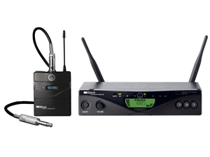 AKG WMS470 Instrumental Set Band9 (600.1-605.9, 614.1-630.5 MHz) Wireless System