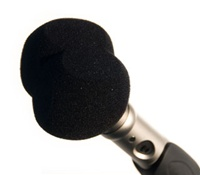 Rode WS4 Windscreen or NT4 stereo microphone