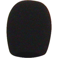 Electro-Voice WSPL-1, Foam windscreen (black) for all PL Series VOCAL microphones