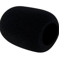 Electro-Voice WSPL-2, Foam windscreen (black) for PL33 kick drum microphone