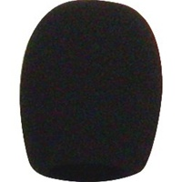 Electro-Voice WSPL-3, Foam windscreen (black) for PL35 tom/snare drum microphone