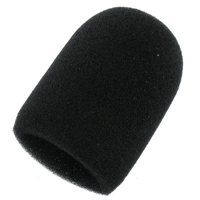 Electro-Voice WSPL-4, Foam windscreen (black) for PL37 overhead condenser microphone