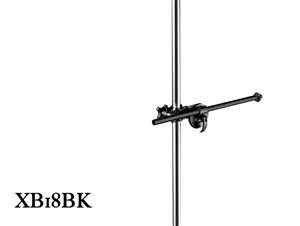 Latch Lake Xtra Boom 18-inch, Black