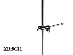 Latch Lake XBCH18, Xtra Boom 18-inch, Chrome