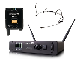 Line 6 XD-V55HS Black - Digital Wireless System with Bodypack Transmitter and Headset
