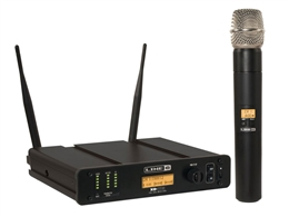 Line 6 XD-V75 - Digital Wireless System with XD-75 Handheld Transmitter