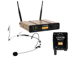 Line 6 XD-V75HS Black - Digital Wireless System with Bodypack Transmitter and Headset