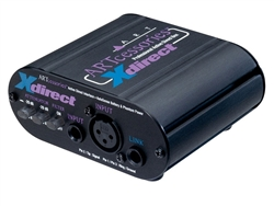 ART Audio XDirect - Professional Active Direct Box