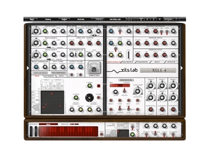 Xils Lab Xils 4 - Analog Matrix Modular Synth (Download)