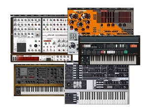 Xils Lab XILS Synth Bundle - XILS 4, Syn'X, Oxium, PolyKB II, XILS V+ (Download)
