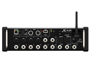 Behringer XR12 X Air - 12-input Channel Digital Rack Mixer