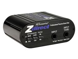 ART Audio ZDirect - Professional Passive Direct Box