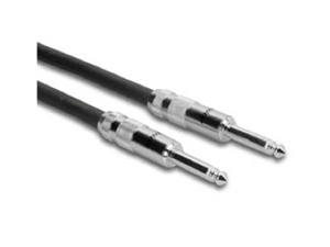 "Zaolla ZPP-115 Oyaide 1/4"" TS to 1/4"" TS Cable, 15 Ft"
