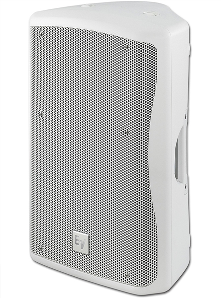 "Electro-Voice ZX5-60W, 600-Watt, 15"" two-way loudspeaker System, White"