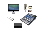 Apple iMac 21.5-inch 2.7GHz Quad-Core i5, Cubase, Presonus StudioLive 16-4-2, Mic and Headphone Bundle with FULL Installation and configuration