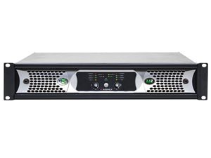 Ashly nX1.52 - Power Amplifier 2x1,500 Watts @ 2 Ohms