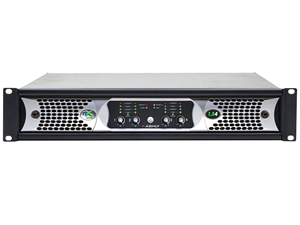 Ashly nX1.54 - Power Amplifier 4x1,500 Watts @ 2 Ohms