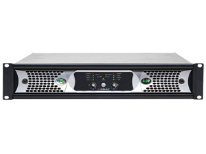 Ashly nX3.02 - Power Amplifier 2x3,000 Watts @ 2 Ohms