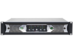 Ashly nX3.04 - Power Amplifier 4x3,000 Watts @ 2 Ohms