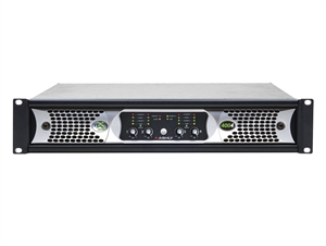 Ashly nX4004 - Power Amplifier 4 x 400 Watts @ 2 Ohms