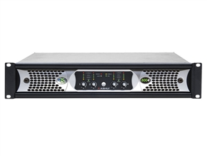 Ashly nX8004 - Power Amplifier 4 x 800 Watts @ 2 Ohms