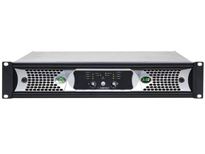 Ashly nXe3.02 - Network Power Amplifier 2x3,000 Watts @ 2 Ohms