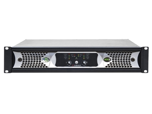 Ashly nXe4002 - Network Power Amplifier 2 x 400 Watts @ 2 Ohms