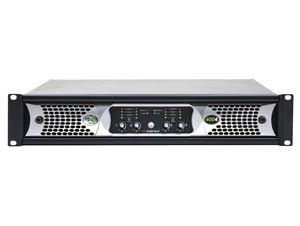 Ashly nXe4004 - Network Power Amplifier 4 x 400 Watts @ 2 Ohms